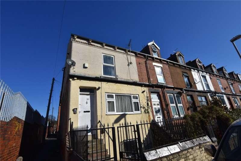 3 Bedrooms Terraced House for sale in Flats 1-3, 30 Salisbury View, Leeds, West Yorkshire