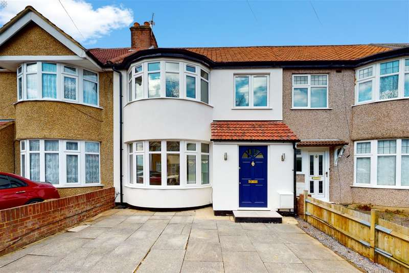 3 Bedrooms Terraced House for sale in Northwood Gardens , Sudbury Hill, Middlesex, UB6 0LE
