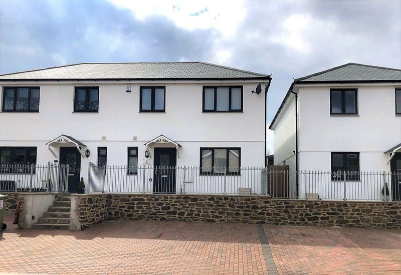 4 Bedrooms Semi Detached House for sale in Redruth Highway, Redruth