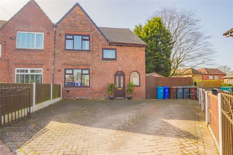 5 Bedrooms Detached House for sale in Mansfield Avenue, Blackley, Manchester, M9