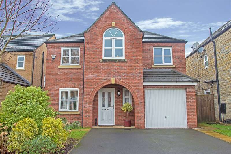 4 Bedrooms Detached House for sale in Marquess Way, Rhodes, Middleton, Manchester, M24