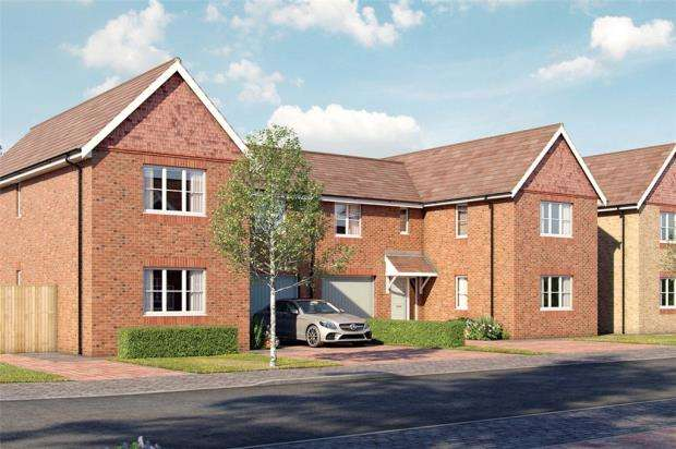 4 Bedrooms Semi Detached House for sale in Reading Road, Burghfield Common, Reading