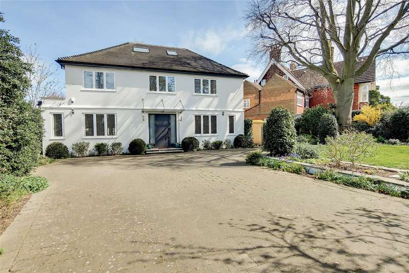 5 Bedrooms Detached House for sale in Leopold Road, London, SW19