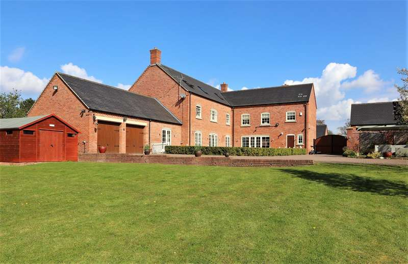 6 Bedrooms Detached House for sale in Newton Road, Swepstone, LE67 2SH
