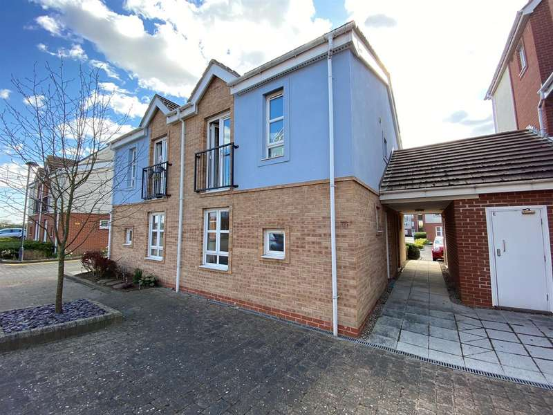 1 Bedroom Semi Detached House for sale in Pitcairn Avenue, Lincoln