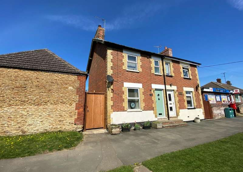 3 Bedrooms Semi Detached House for sale in High Street, Morton, Bourne