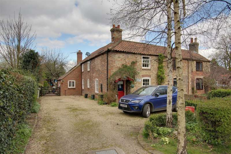 3 Bedrooms Semi Detached House for sale in Church Lane, Willoughby
