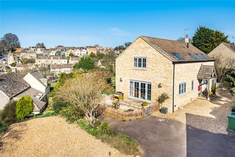 4 Bedrooms Detached House for sale in Cutwell, Tetbury, GL8