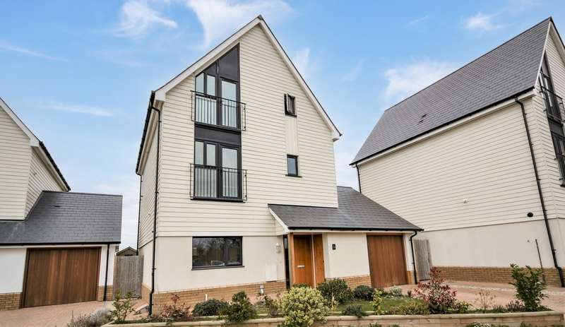 4 Bedrooms Detached House for sale in Dunstall Lane, St. Marys Bay