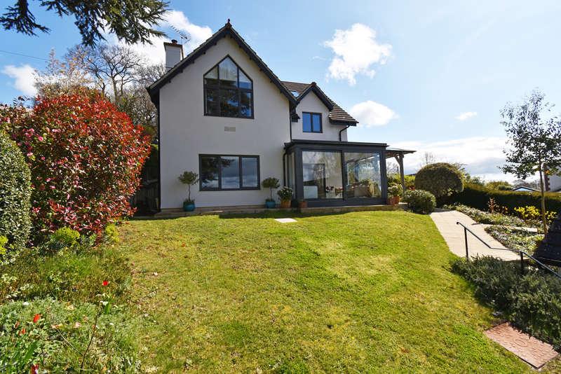 6 Bedrooms Detached House for sale in Hillcrest Park, Exeter