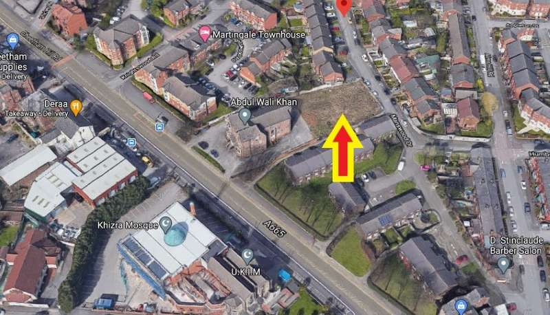Land Commercial for sale in Land On The West Side Of Manswood Drive, Cheetham Hill, Manchester, Greater Manchester