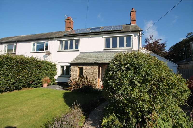 4 Bedrooms Semi Detached House for sale in 2 High Mains, Torpenhow, WIGTON, Cumbria