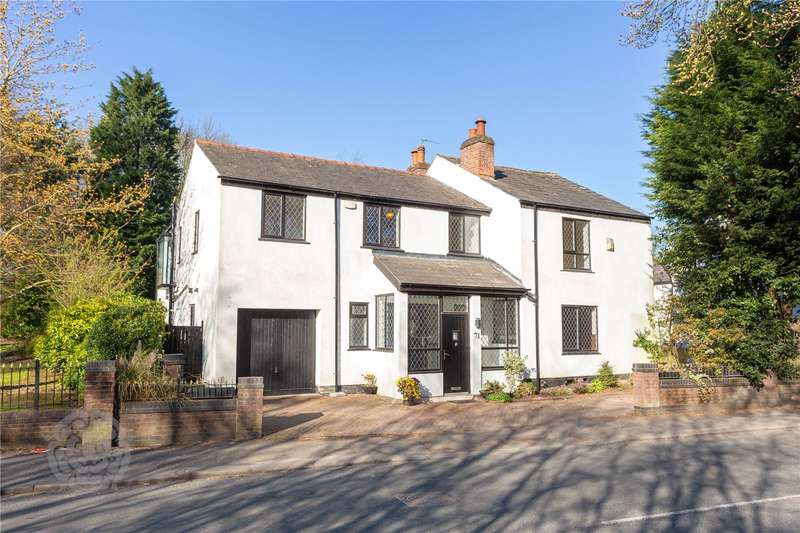 4 Bedrooms Detached House for rent in Barton Road, Worsley, Manchester, M28