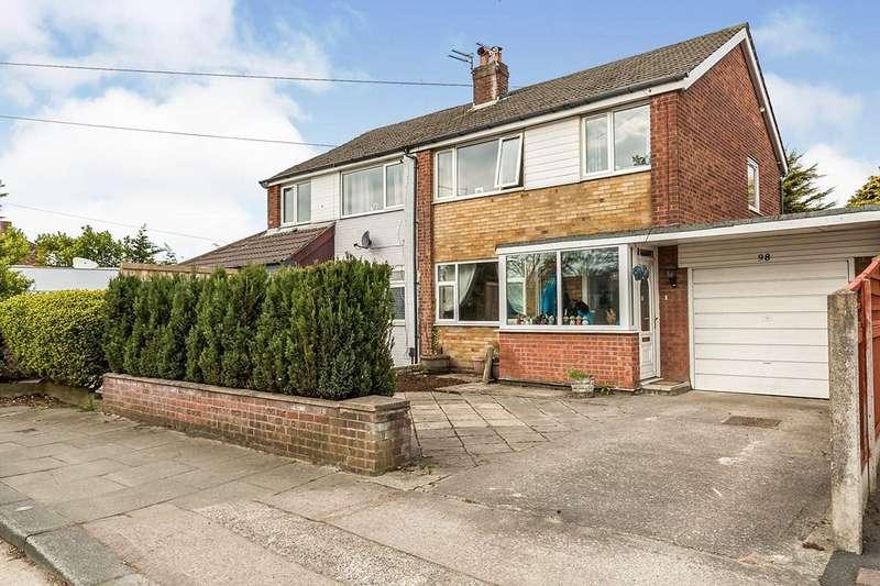 3 Bedrooms Semi Detached House for sale in Leyland Lane, Leyland, PR25