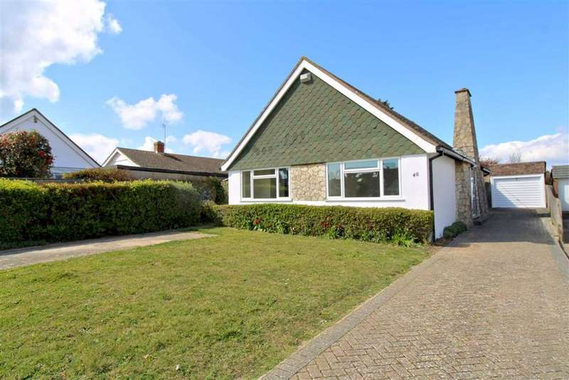 2 Bedrooms Detached Bungalow for sale in Upper Belgrave Road, Seaford, East Sussex