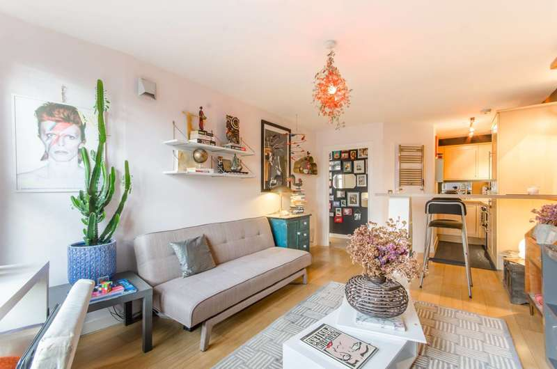 1 Bedroom Flat for rent in Florfield Passage, Hackney, E8