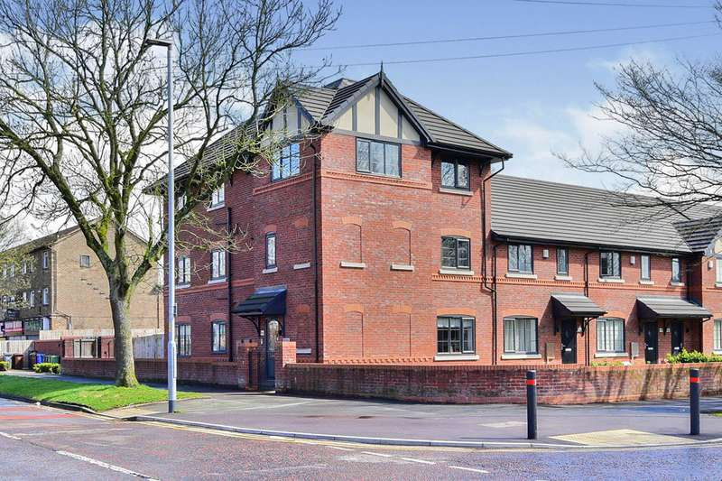 2 Bedrooms Apartment Flat for sale in Wendover Road, Manchester, Greater Manchester, M23