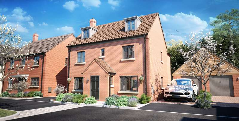 5 Bedrooms Detached House for sale in Plot 18, The Jam Factory, Easterton, Devizes, SN10