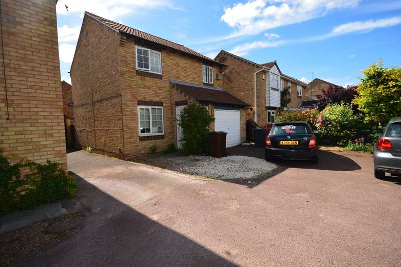 3 Bedrooms Detached House for sale in Wolsey Way, Lincoln, Lincolnshire, LN2