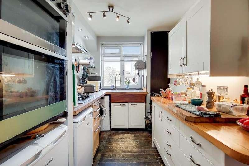 2 Bedrooms Flat for sale in Allen Edwards Drive, London SW8
