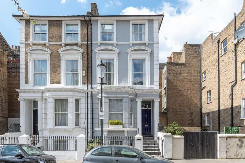 4 Bedrooms End Of Terrace House for sale in St Lawrence Terrace, North Kensington, W10