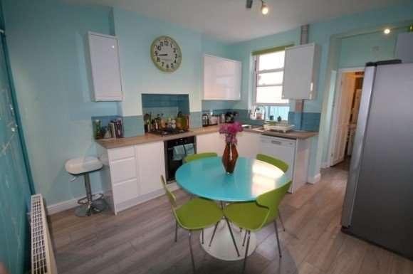 2 Bedrooms Terraced House for rent in Crossley Street, Sherwood, Nottingham