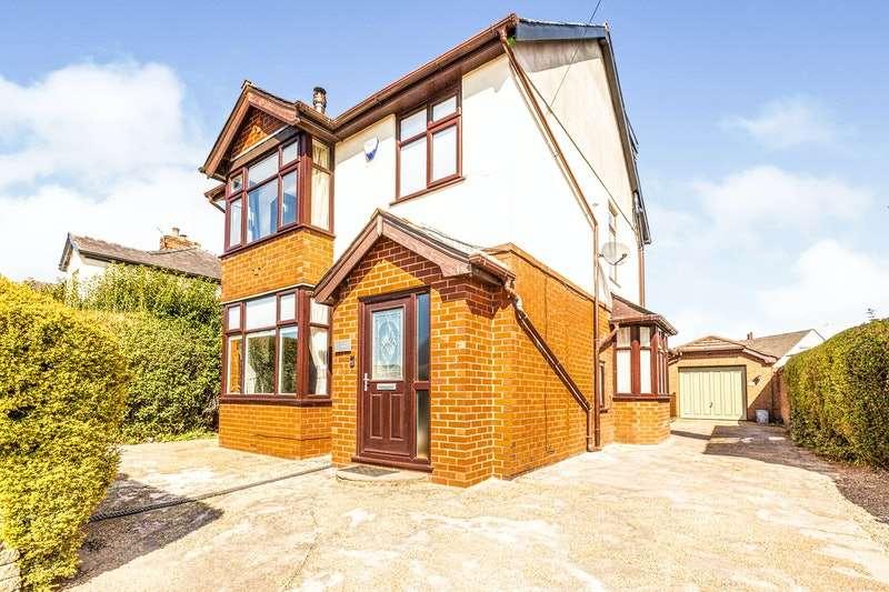 5 Bedrooms Detached House for sale in Tag Lane, Preston, Lancashire, PR2