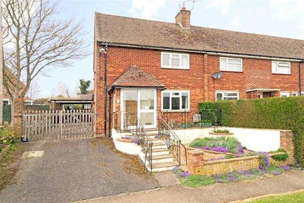 2 Bedrooms Semi Detached House for sale in Ticehurst, TN5