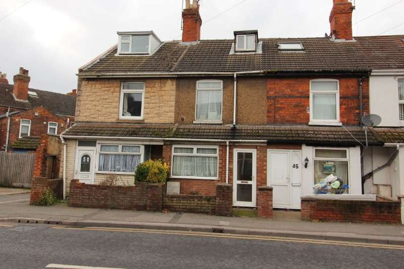 2 Bedrooms Terraced House for sale in 48 Ashcroft Road, Gainsborough, Lincolnshire