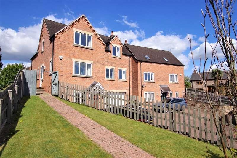 4 Bedrooms Detached House for sale in College Road, Denstone