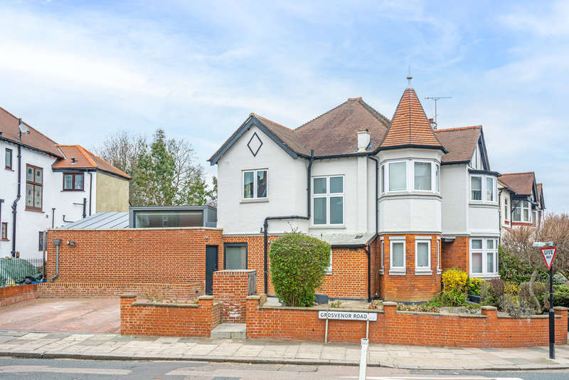 5 Bedrooms Detached House for sale in Alexandra Park Road, London