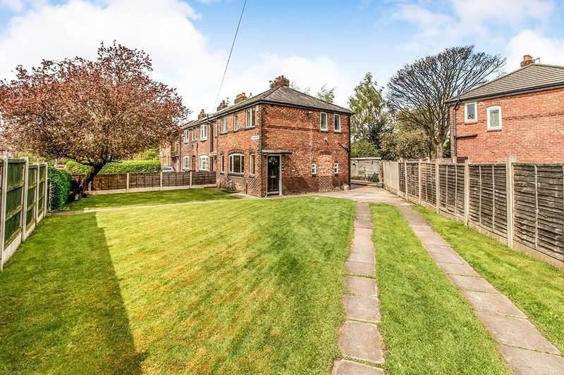 3 Bedrooms Semi Detached House for sale in Brayside Road, Manchester, Greater Manchester, M20