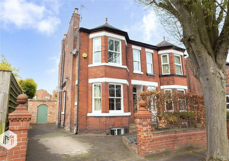 3 Bedrooms Semi Detached House for sale in Poplar Road, Monton, Manchester, M30