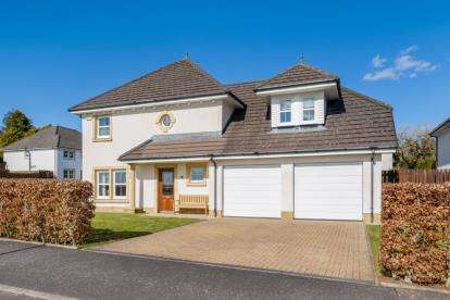4 Bedrooms Detached House for sale in Picketlaw Farm Road, Carmunnock, Glasgow