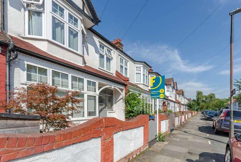 4 Bedrooms Terraced House for sale in Sandringham Avenue, Wimbledon, SW20