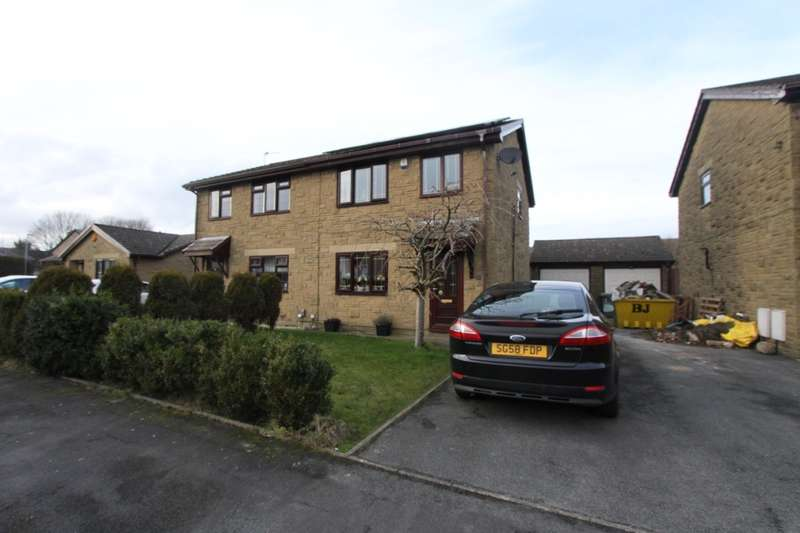 3 Bedrooms Semi Detached House for sale in Farm Meadow Road, Orrell, Wigan, WN5 8TE