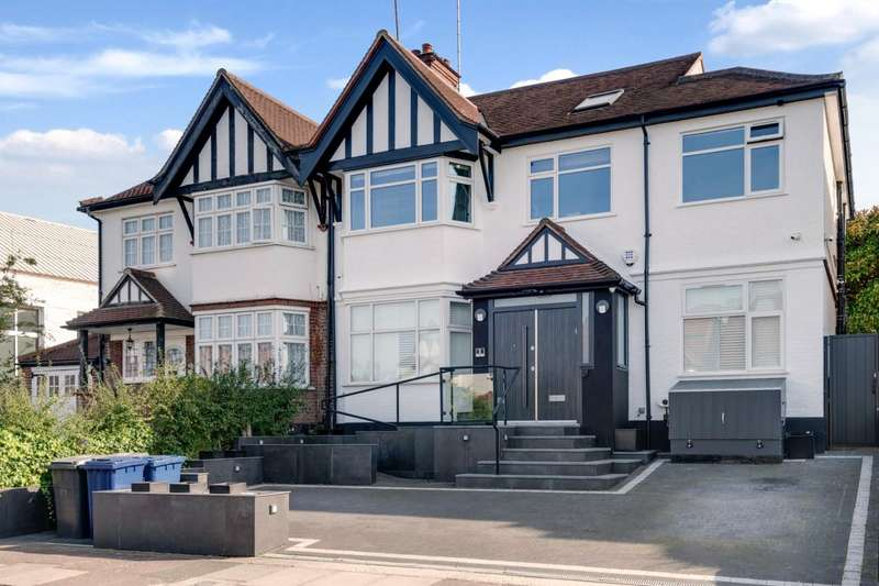 4 Bedrooms Flat for sale in Monkville Avenue, Temple Fortune
