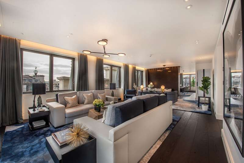 4 Bedrooms Penthouse Flat for sale in Oceanic House, Cockspur Street, London