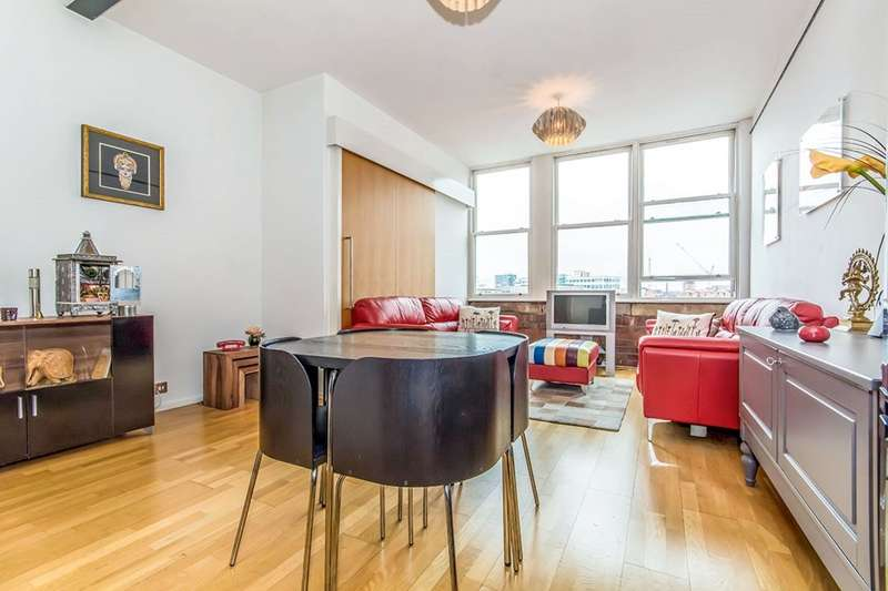 2 Bedrooms Apartment Flat for sale in Church Street, Manchester, Greater Manchester, M4