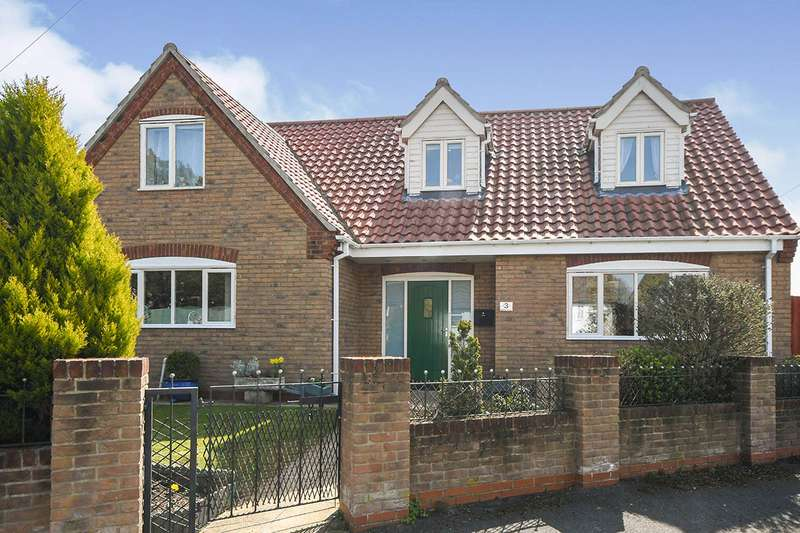 3 Bedrooms Detached House for sale in High Street, Reepham, Lincoln, LN3