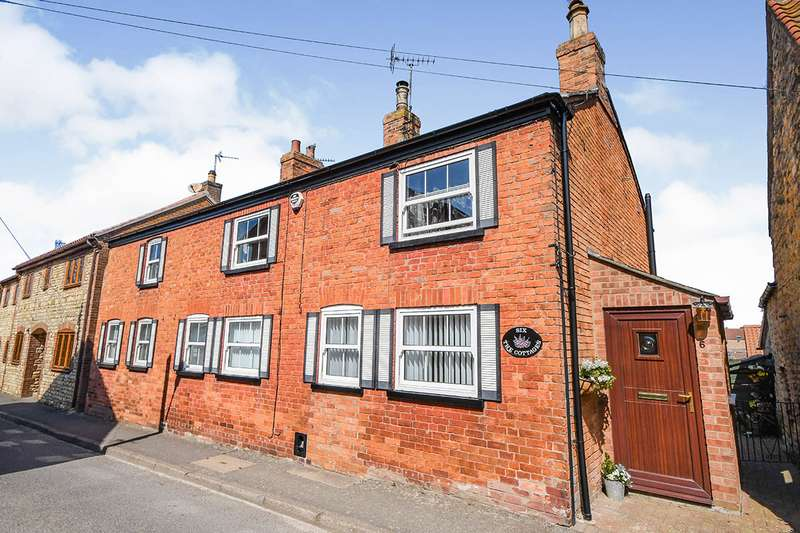 4 Bedrooms Detached House for sale in Clint Lane, Navenby, Lincoln, Lincolnshire, LN5