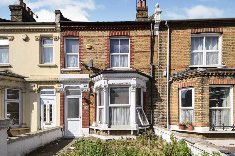 3 Bedrooms House for sale in Waverley Crescent, London, SE18