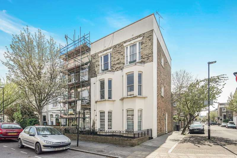 2 Bedrooms Apartment Flat for sale in Arthur Road, Islington N7
