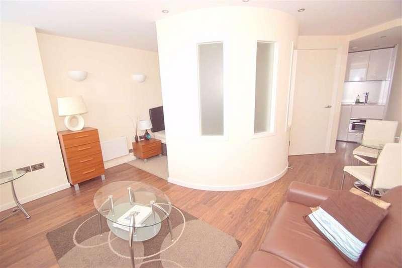 1 Bedroom Studio Flat for rent in Bridgewater Place, Water Lane, LS11