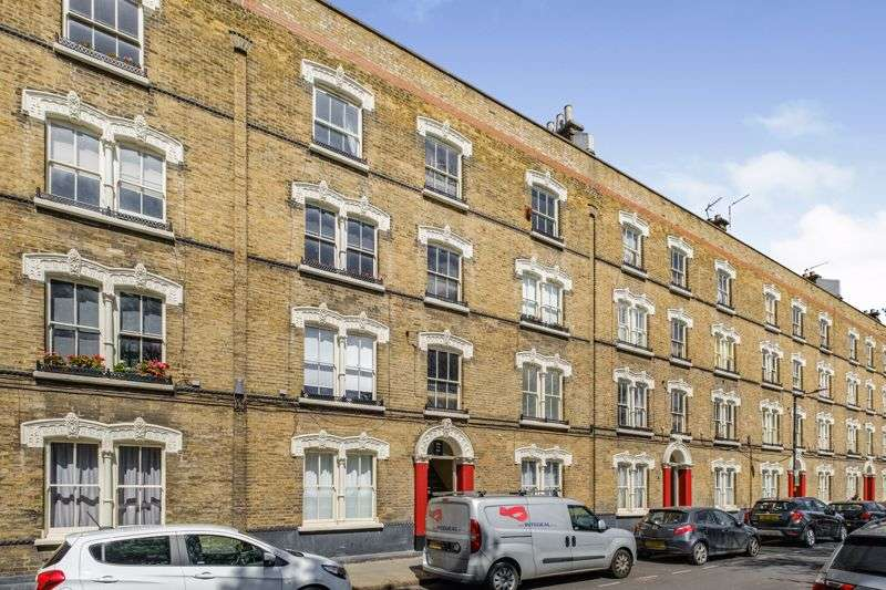 1 Bedroom Property for sale in Amelia Street, London, SE17