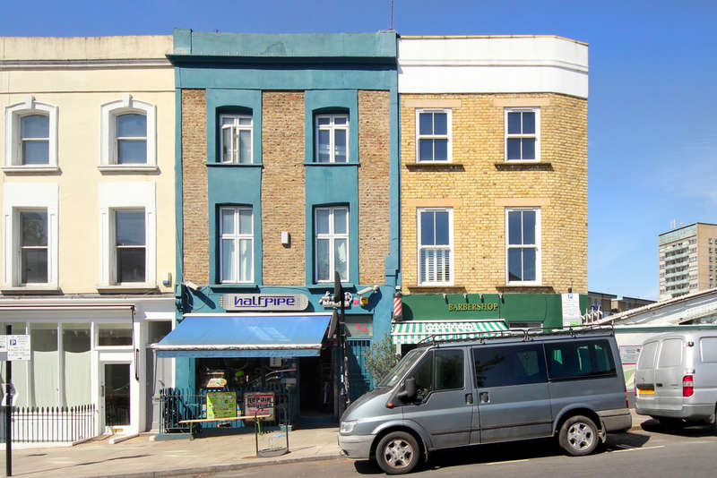 1 Bedroom Flat for sale in Golborne Road, W10