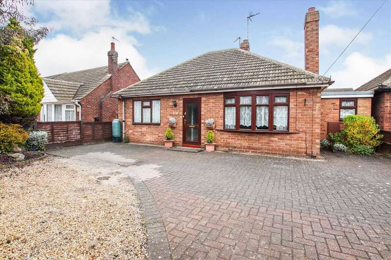 2 Bedrooms Bungalow for sale in Station Road, North Hykeham, Lincoln