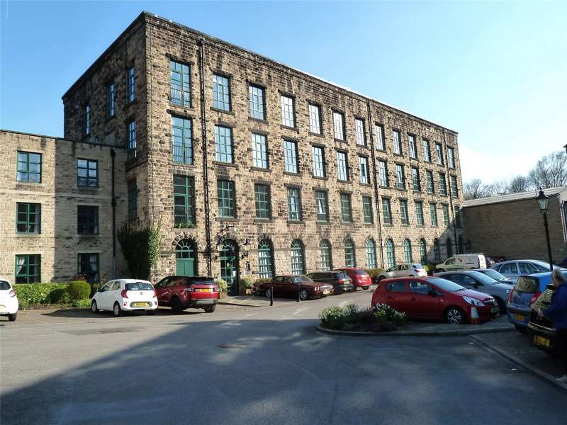 2 Bedrooms Apartment Flat for sale in Alexandra Mill, Mill Street, Uppermill, Saddleworth, OL3