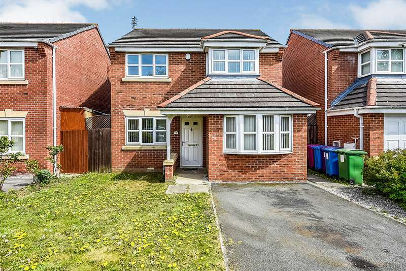 3 Bedrooms Detached House for sale in Pennsylvania Road, Liverpool, Merseyside, L13