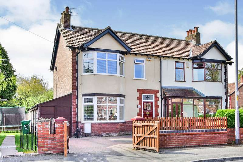 3 Bedrooms Semi Detached House for sale in Kingswood Road, Manchester, Greater Manchester, M14